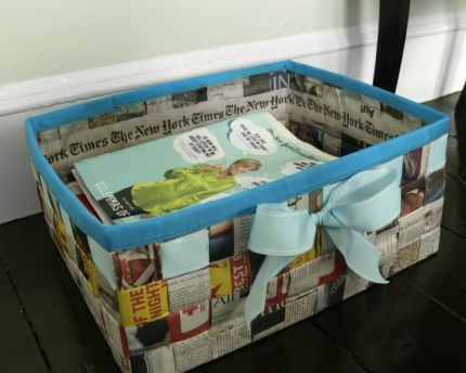 newspaperbasket