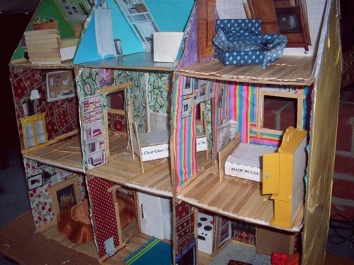 Dollhouse furious shirley - The scouts tiny house ...